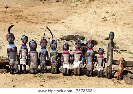The African Dolls