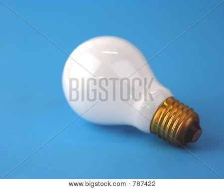 Edison screw lamp