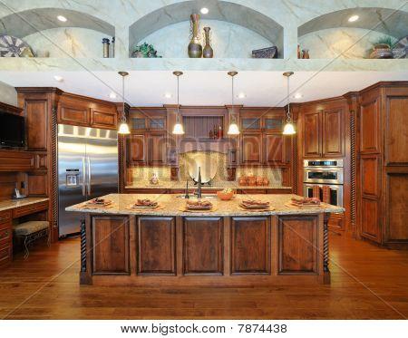 Modern Kitchen 4