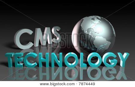 Tecnología CMS
