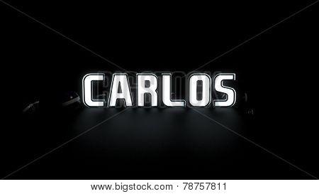 Carlos Wallpaper