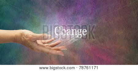 Offering change