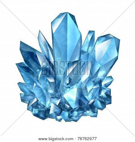 Crystal Gemstone