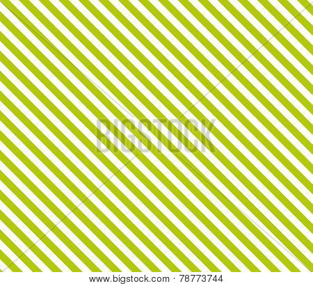 Background with diagonal green stripes