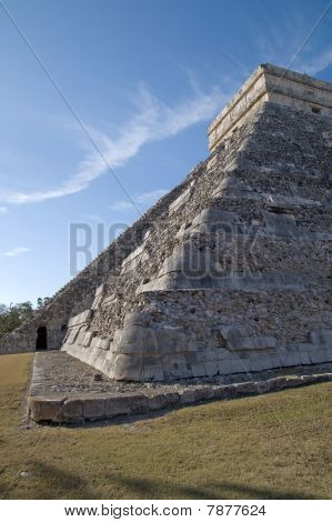 El Castillo (the Castle) - Temple Of Kukulkan, Chichen Itza