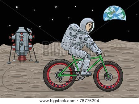 Space fatbike.