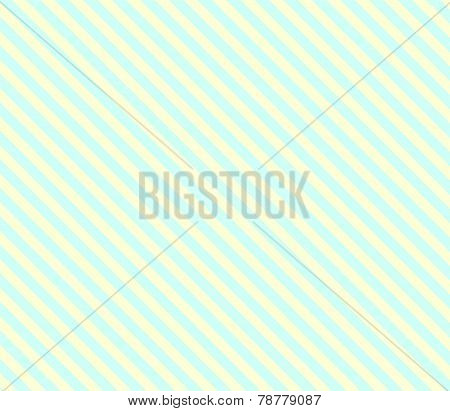 Background with diagonal stripes blue and yellow
