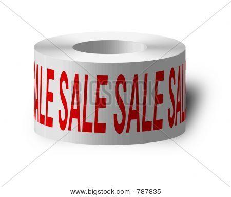 Sale - sticky tape