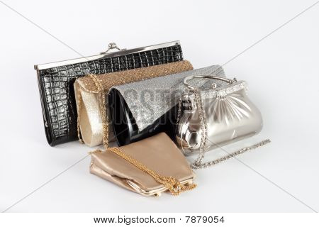 Several Handbags