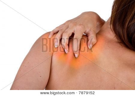 Hurting Neck And Shoulder