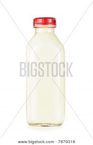 Bottle Of White Milk