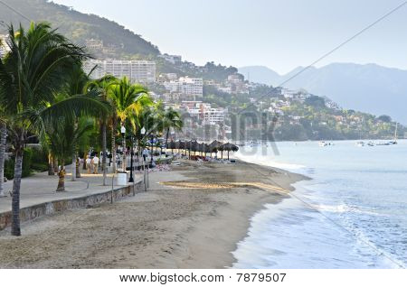 Puerto Vallarta Beach, Mexico