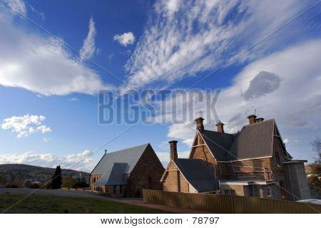 Cooma Church