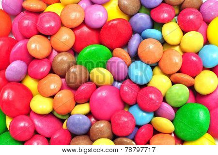 Multicolor Candies