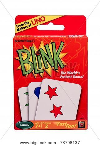 Blink Playing Cards