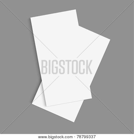 Tri fold brochure design.