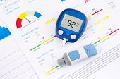 foto of diabetes mellitus  - Health examination - JPG