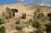 picture of jericho  - Bedouins house in Judean desert - JPG