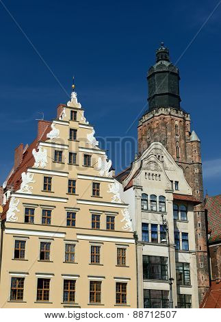 Wroclaw Old Main Squere