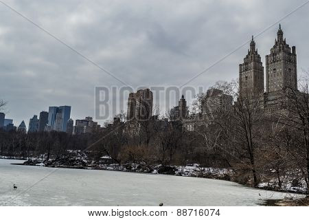 UWS from the park