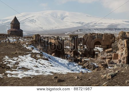 ruins of Ani, Turkey