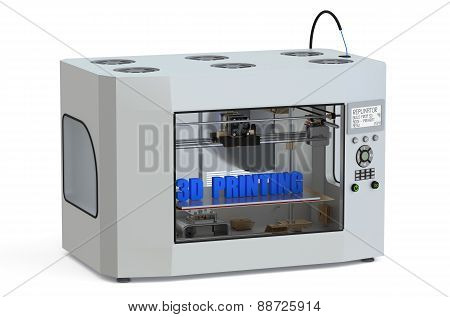 Metallic 3D Printer