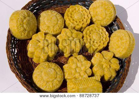 Round Handmade Soaps
