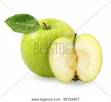 Photo Green Apples