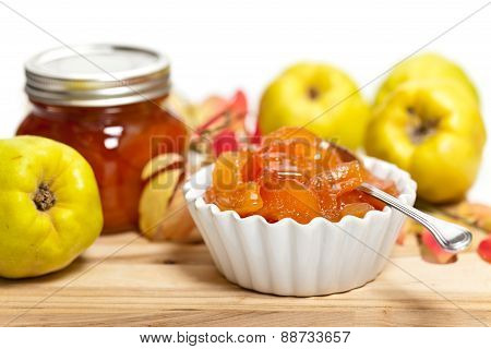 Quince Jam