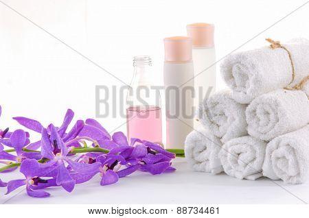Bath beauty treatment