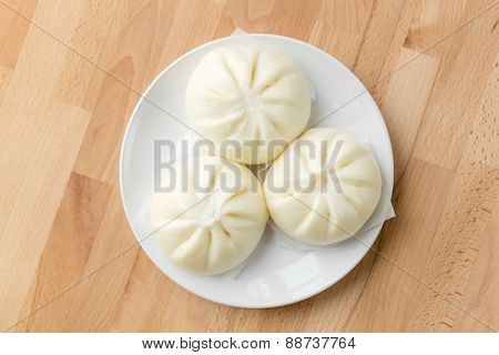 Chinese steam bun