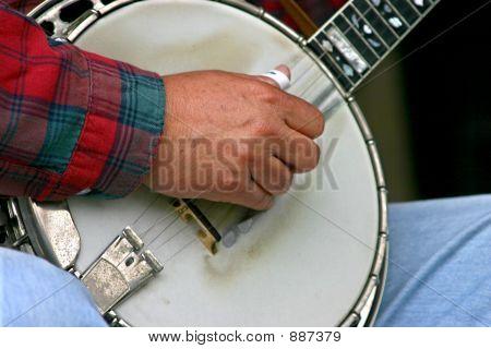 Picking The Banjo