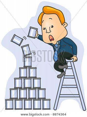 Pyramid Cans