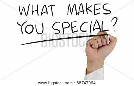 What Make You Special