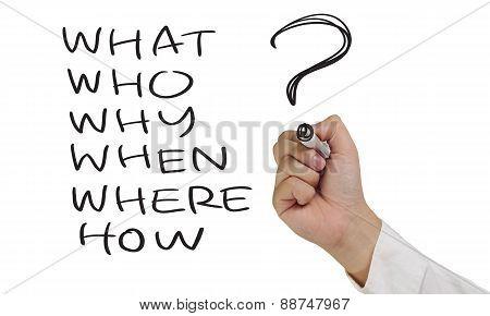 Basic Questions