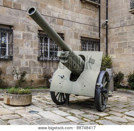 Artillery, Obus 149 Military