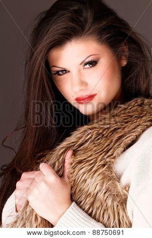Beautiful Fashion Luxury Makeup