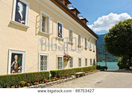 Mozarthouse In St. Gilgen