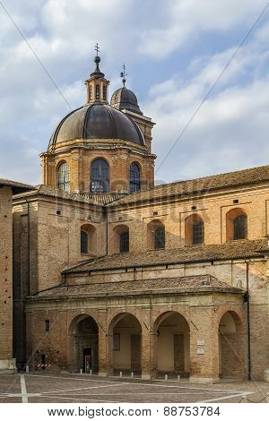 Urbino Cathedral, Italy