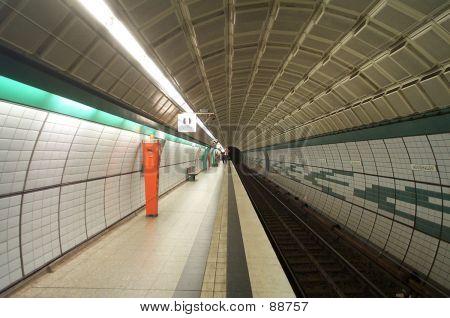 European Metro/Subway Tunnel