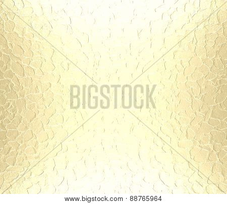 Banana Mania metallic metal texture background