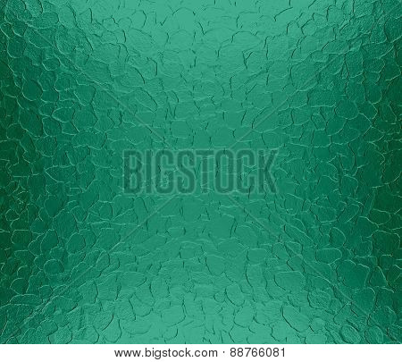 Bangladesh green metallic metal texture background