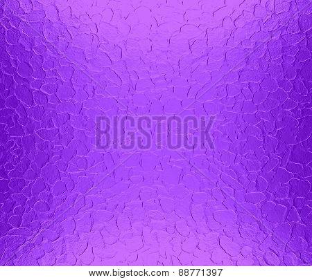 Blue-violet metallic metal texture background