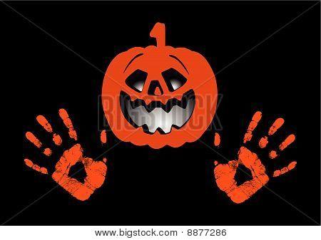 el vector de Halloween diseños