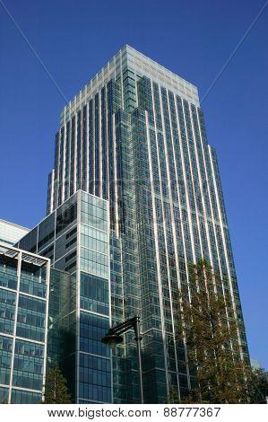 Skyscraper Canary Wharf