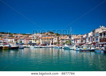 Port of Cassis, France