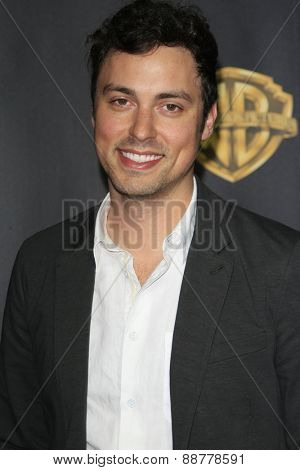 LAS VEGAS - APR 21: John Francis Daley at the Warner Bros. Pictures Exclusive Presentation Highlighting the Summer of 2015 and Beyond at Caesars Pallace on April 21, 2015 in Las Vegas, NV