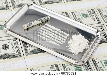 Cocaine Is An Expensive Addiction