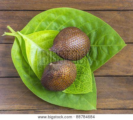 Snake Fruit.