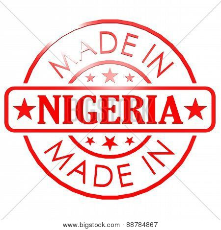 Made In Nigeria Red Seal